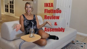 rana on ikea flottebo