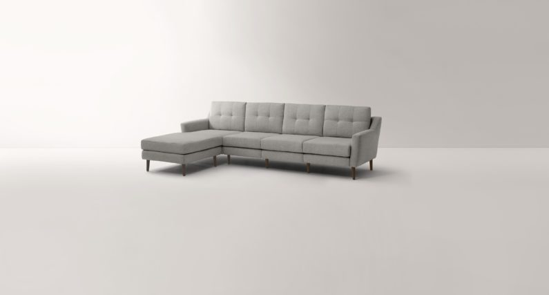 Burrow Sectional Couch Review Alternative Couch